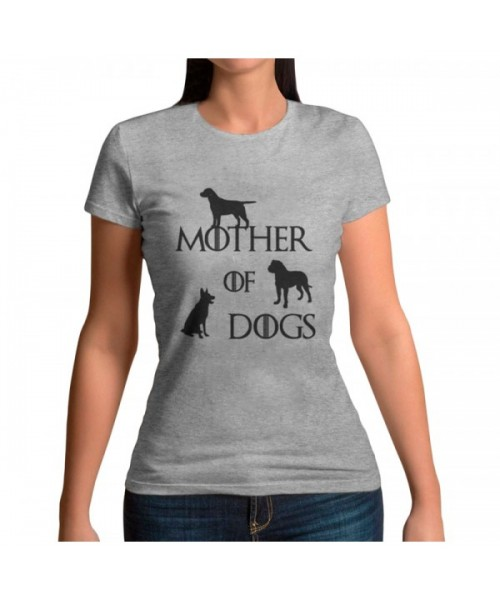 Baby Look Mother Of Dogs